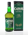 Cattos Blended Scotch Whisky,  40% Vol.,  0,7l