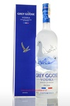 Grey Goose vodka,   40% Vol.,  1l
