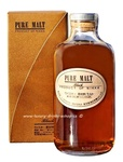 Nikka Black Pure Malt, 43% Vol.,  0,5l