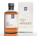 Kura Blended Malt  Japanese Whisky,   40% Vol.,  0,7l