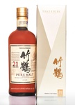 Nikka Pure Malt 21 y.o.,  43% Vol.,  0,7l