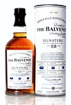 Balvenie 12 y.o.  Signature Batch No 4.,  40% Vol.,  0,7l