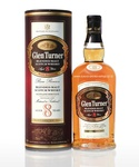 Glen Turner 8 y.o. Rare Reserve,   40% Vol.,  0,7l