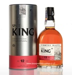 Wemyss Malts Spice King 12 y.o. + GB,   40% Vol.,  0,7 l